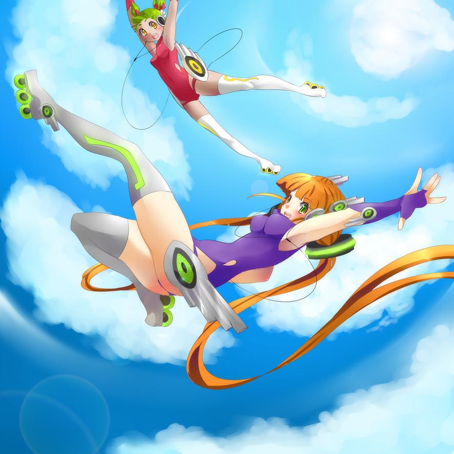 Cloud Kicker by Shioiri