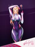 [Marvel - Spiderverse] Spider Gwen Fan Art
