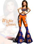 WWE Diva Mickie James