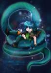Sleep well Shinkami - NuError by Aresky