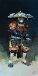 Samurai by CoNfUsE-D