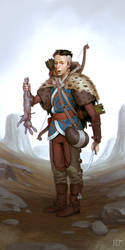 Young Hunter by CoNfUsE-D