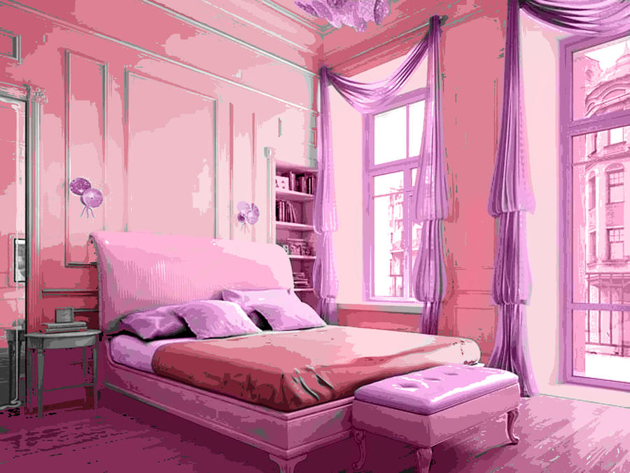 Pretty room by darknoil on deviantart - Pretty pics of bedrooms ...