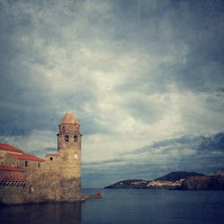 Collioure by Ymadea