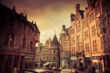 Edinburgh by Ymadea