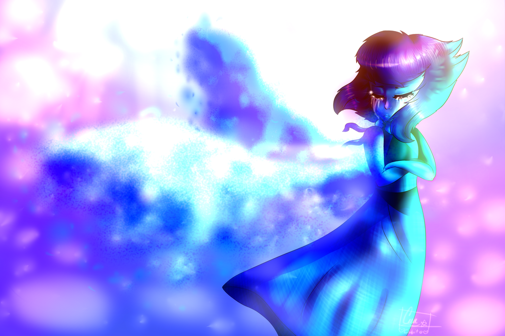lapis lazuli steven universe fanart by icecube28 on deviantart