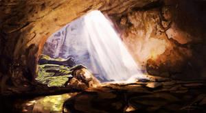 cave study by Jruva