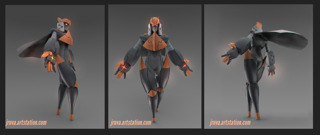 Dogma 3D model by Jruva