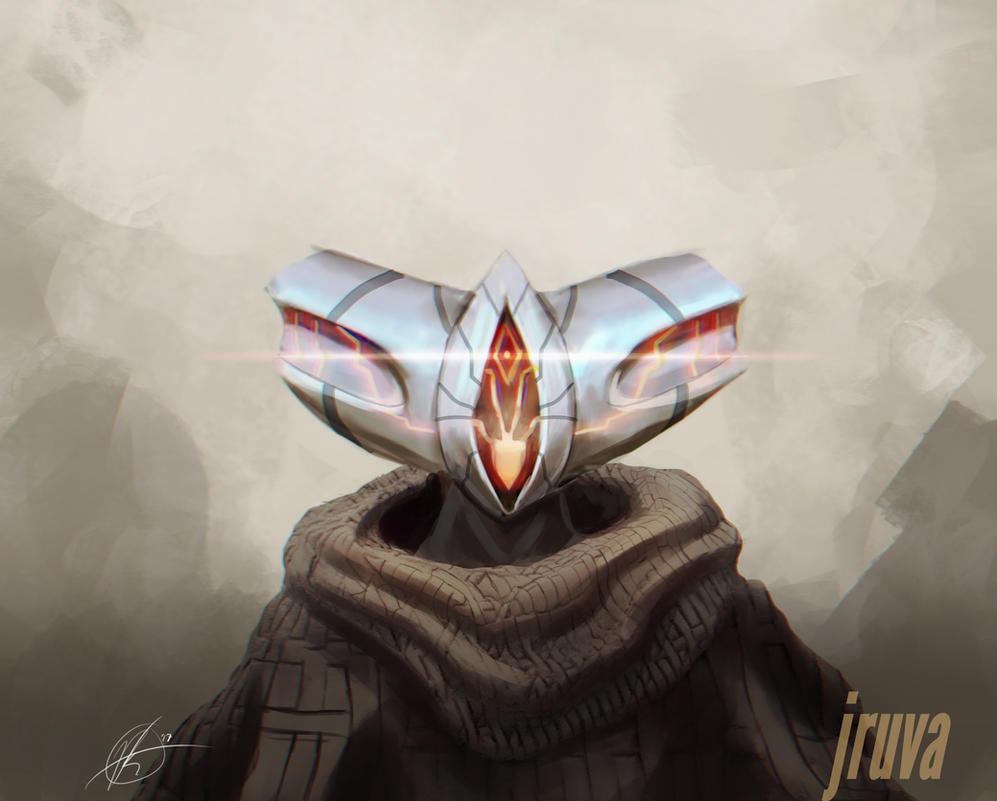 Robot dude by Jruva