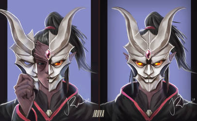 DND: yanlis' mask by Jruva