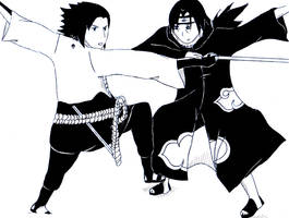 The Awaited Battle -Manga- by sabrelupe