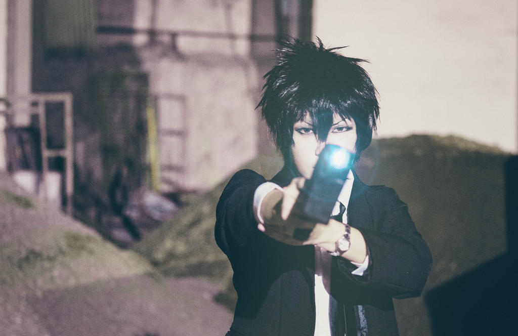 PSYCHO-PASS: Lethal Eliminator by sabrelupe