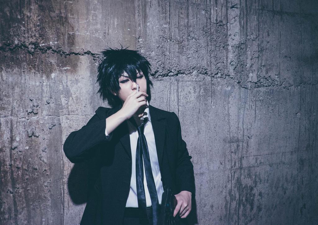PSYCHO-PASS: Shinya Kogami by sabrelupe