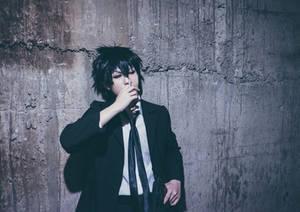 PSYCHO-PASS: Shinya Kogami