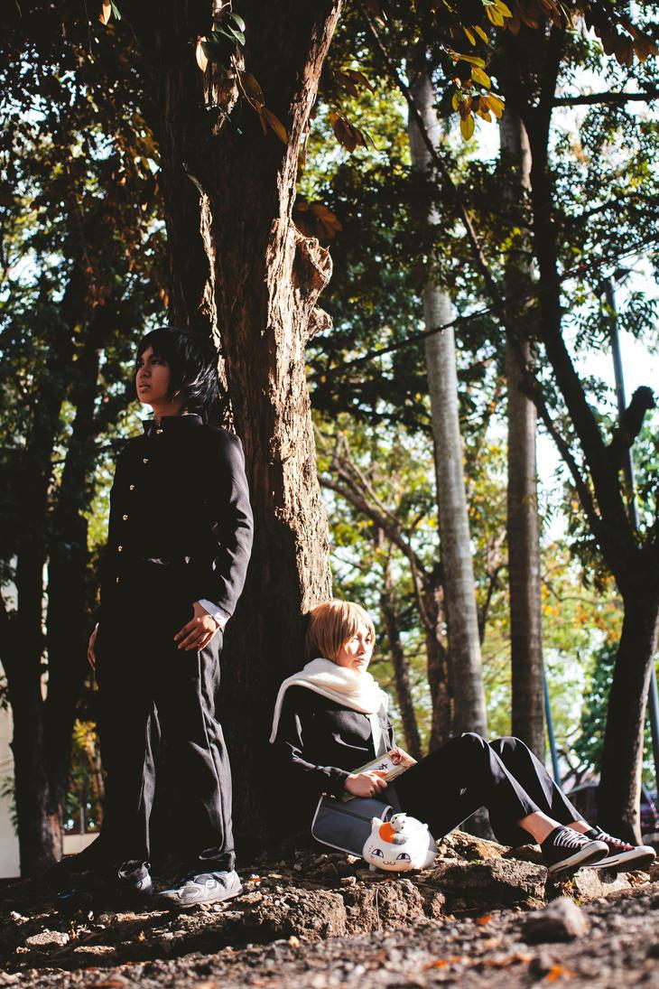 Natsume Yujinchou: Contemplation by sabrelupe