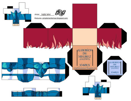 Alberich De Megrez2-Cubeecraft