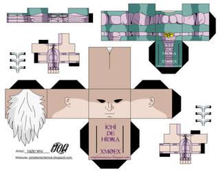 Ichi De Hidra - Cubeecraft