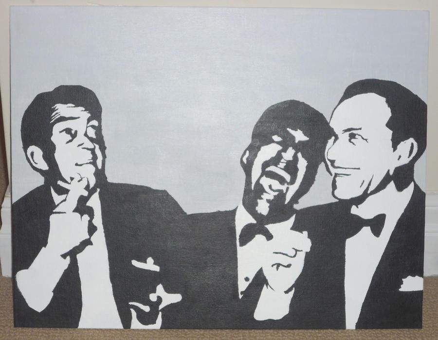 dean martin stencil - photo #2