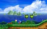 Splash Hill Zone - Sonic Mania