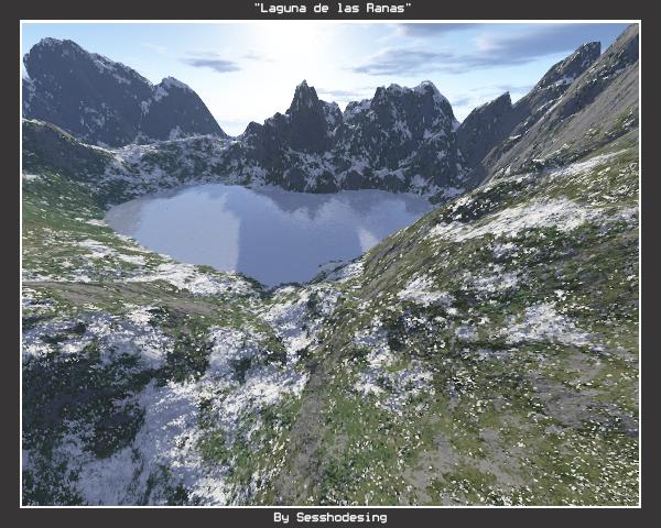 Laguna de las ranas by sesshodesing