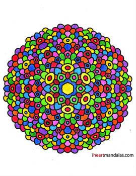 Mandala 2 oops by Dygyt-Alice