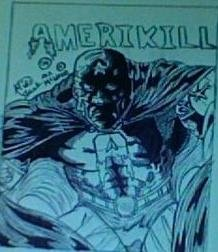 Amerikill by MytherianRyder
