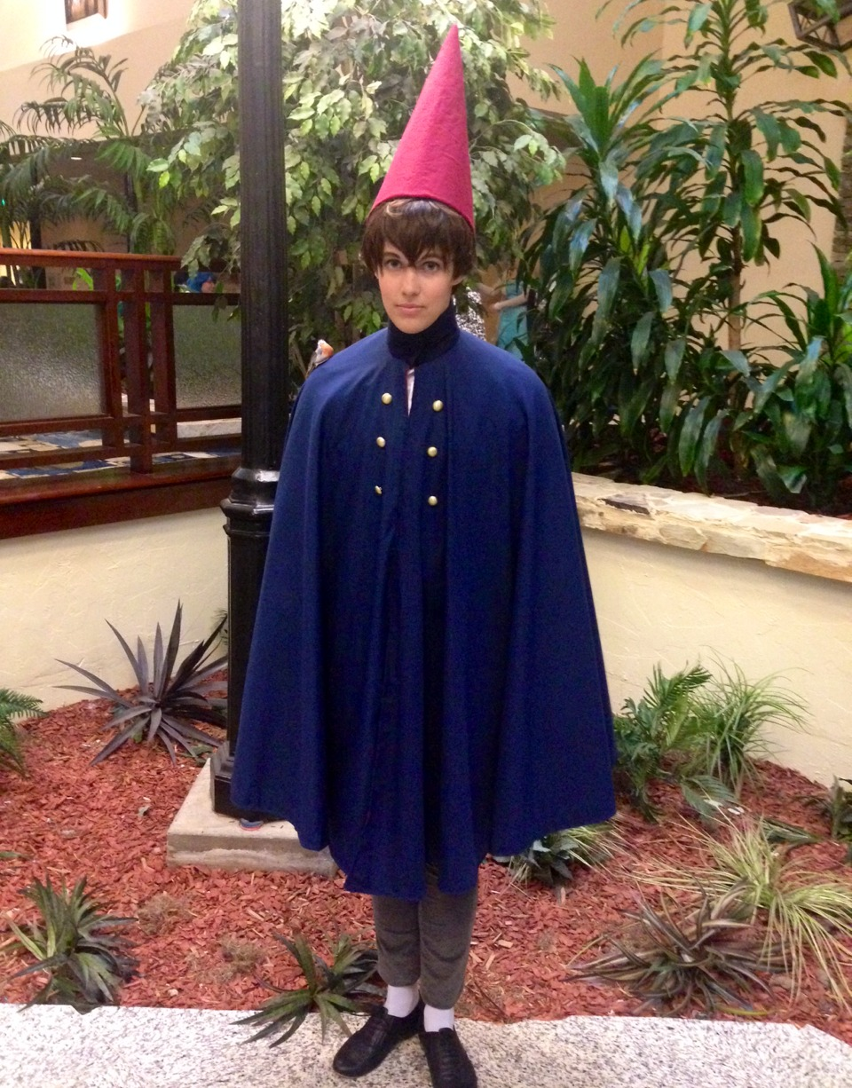 Over The Garden Wall Wirt By Deerlette