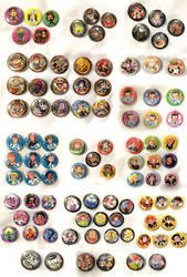 Button Dump 2016