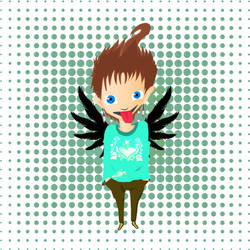 Little Angel? by kawai-hime