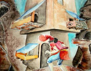 djinn house by kawai-hime