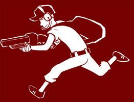 TF2 Scout by Boltstriker