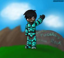 Chibi Tucker by Boltstriker