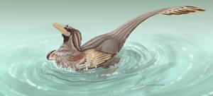 Austroraptor [dinovember day 11]