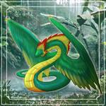 Smaugust 05 quetzalcoatl