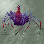 Smaugust 06 spider
