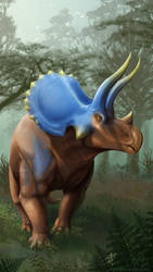 Triceratops Horridus