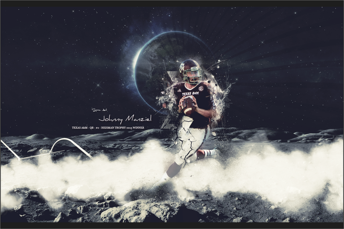 Johnny Manziel By Spoon127 On DeviantArt