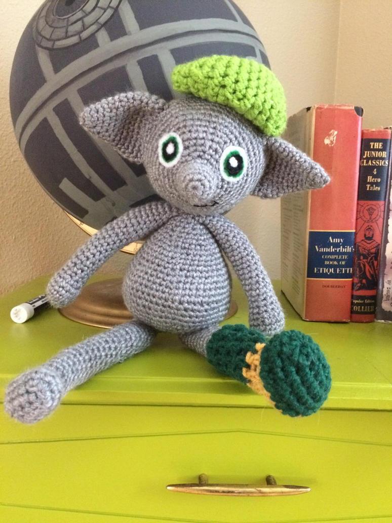 Dobby in progress by buprettyinpink