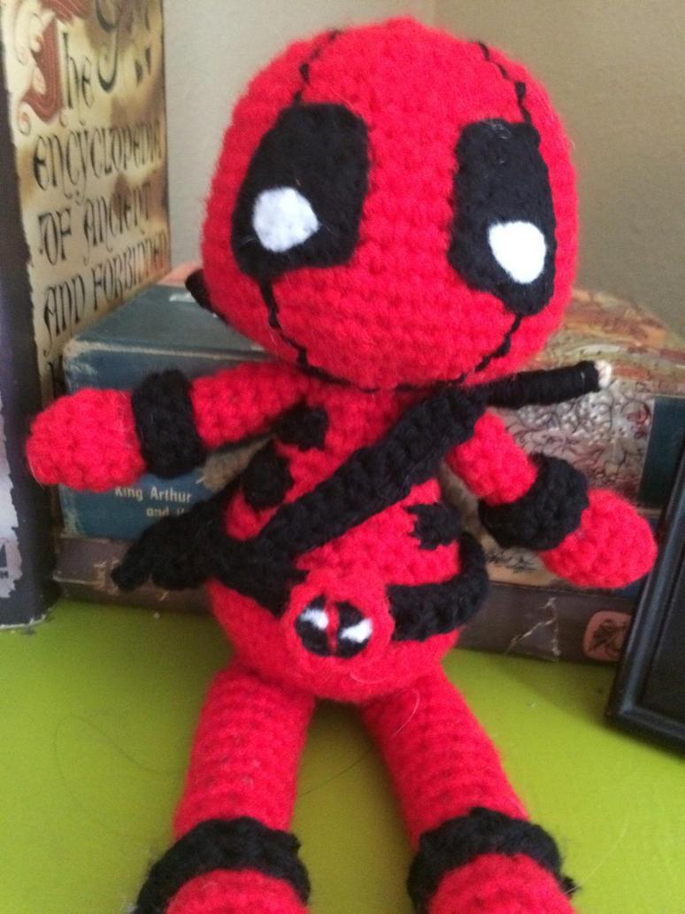 Deadpool  by buprettyinpink