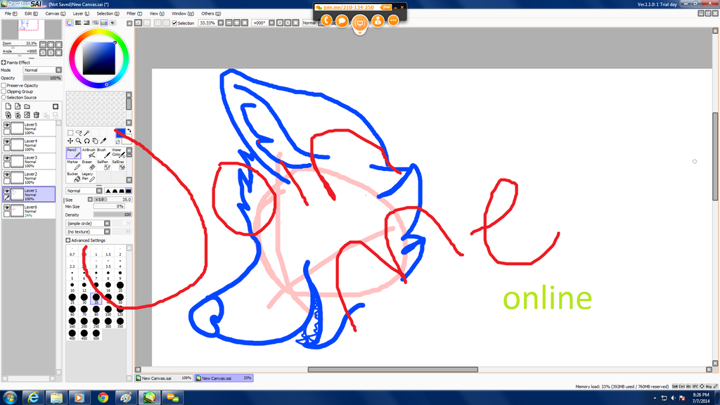 Join.me -online- by WolfytheCorsky
