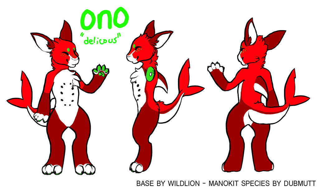 Ono by WolfytheCorsky