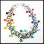 Crystal Maille Bracelet