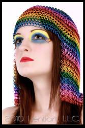 Rainbow Coif