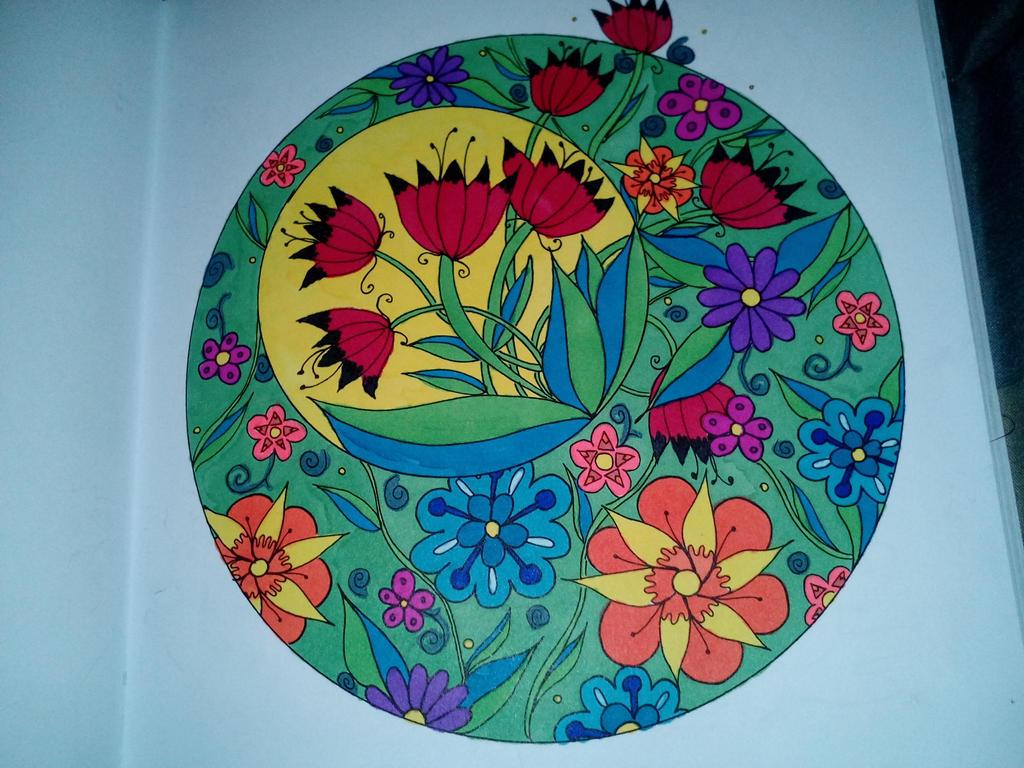 LOOK MORE FLOWERS by wingsoffreedom123