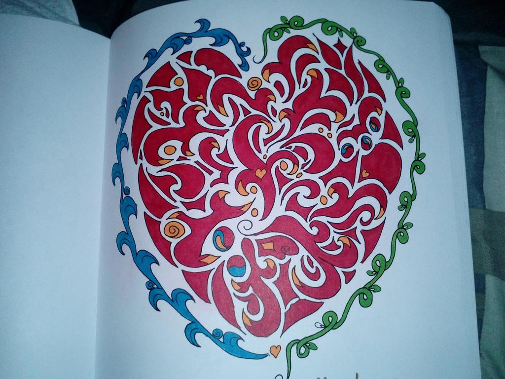 A heart by wingsoffreedom123