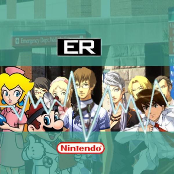 ER Nintendo by DanielaLaverne