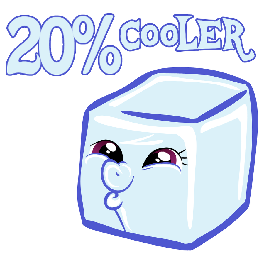 20 Percent Cooler by DanielaLaverne