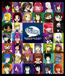 Familia Usaka Poster