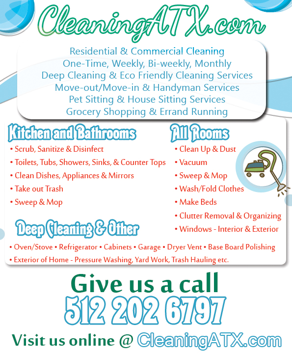 a  house cleaning flyer by mytechnique on deviantart