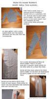 Korra Shirt Sleeves